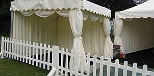 Picket Fencing for hire in Sussex